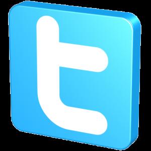 Blue twitter