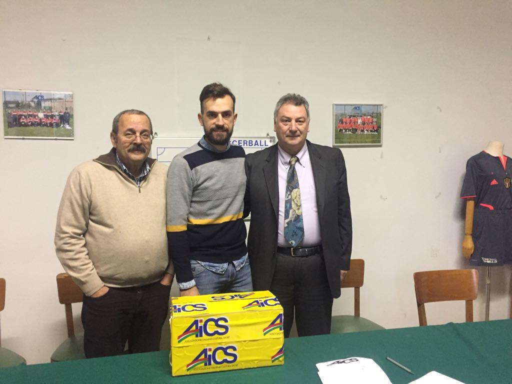 Da sinistra Roberto Scimò, Carmelo Di Martino e Roberto Bottarelli (1)
