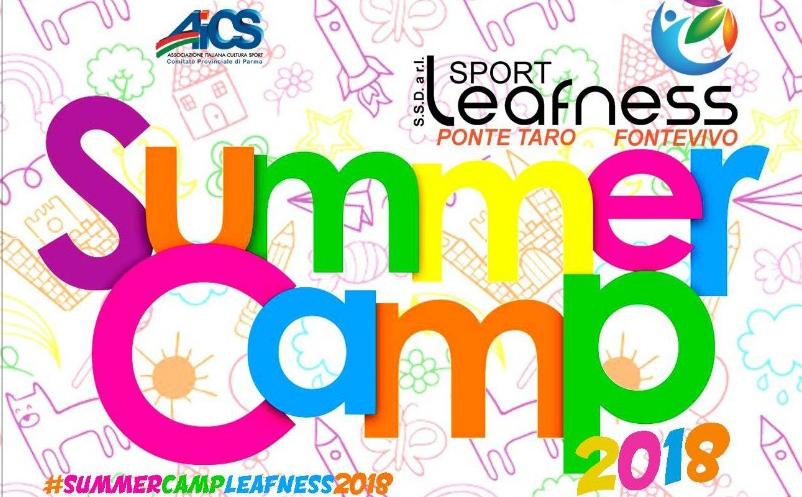 Leafness – Summer Camp 2018