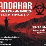 Legione Farnese Coorte Parma Softair – THE KANDAHAR WARGAMES – FALLEN ANGEL X
