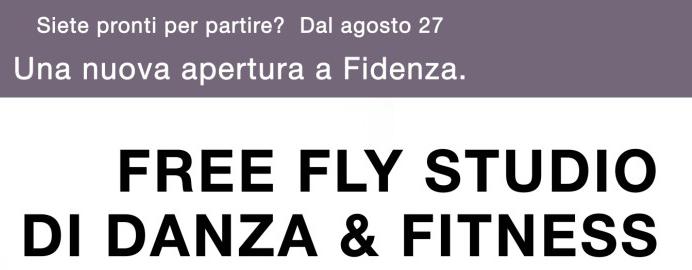 Free Fly Studio – Corsi di danza e fitness